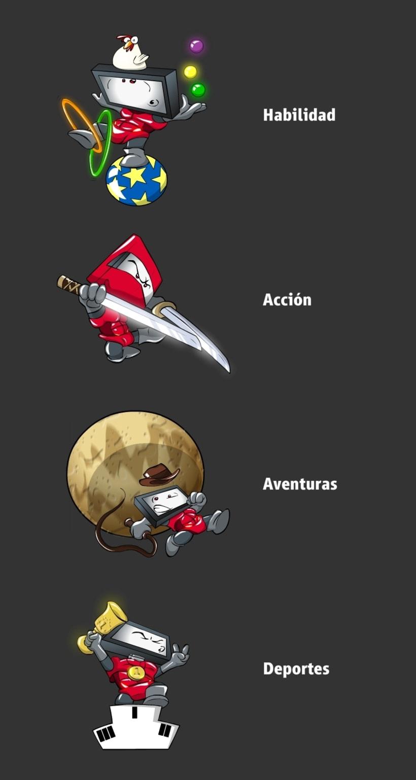 Diseño personajes 8