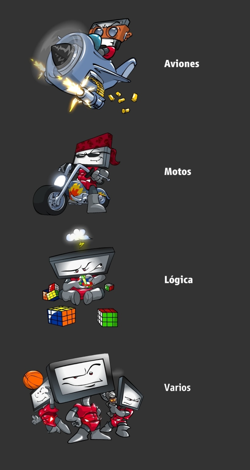 Diseño personajes 9