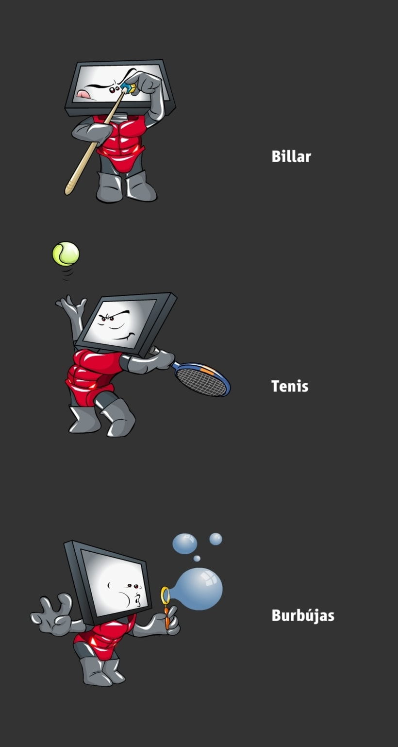Diseño personajes 13