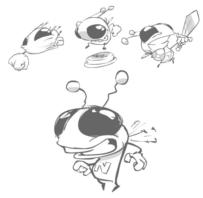 Diseño personajes 20