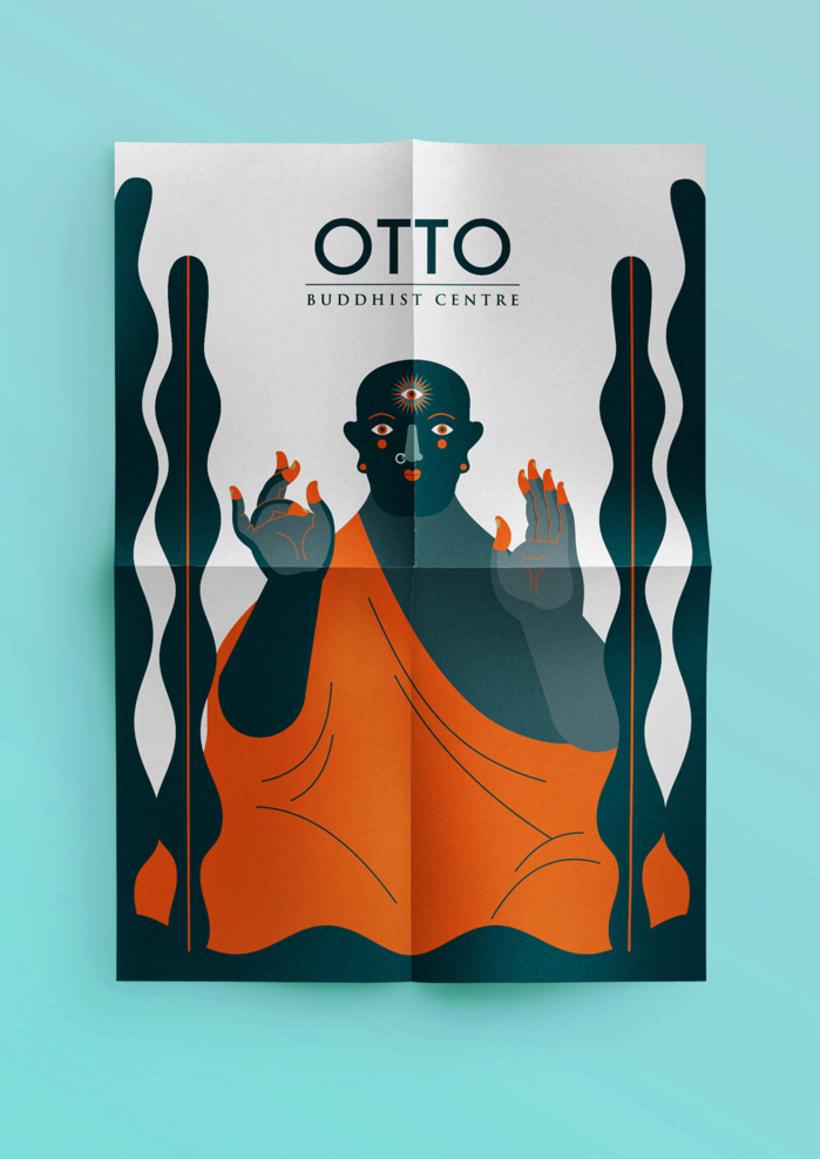OTTO. Buddhist Centre 12