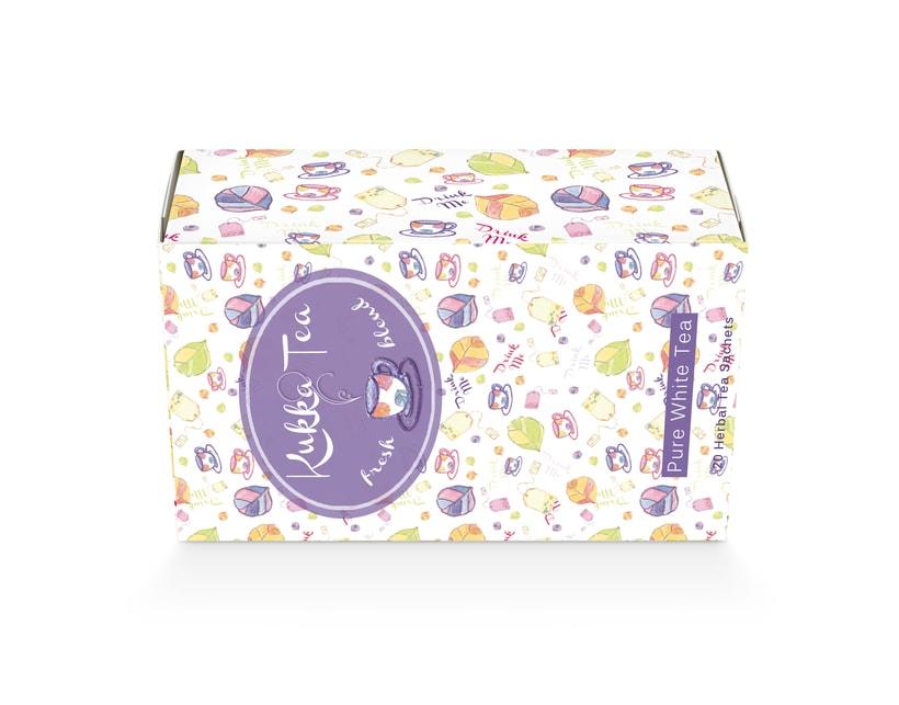 """Proyecto Packaging """"KUKKA TEA"""" - Mi primer estampado... El primero de muchos :) 5"""