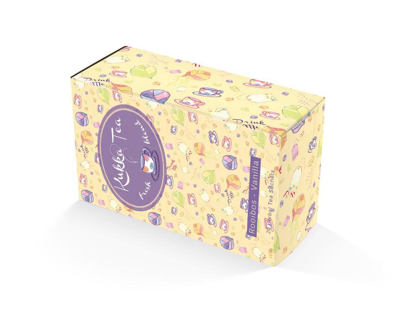 """Proyecto Packaging """"KUKKA TEA"""" - Mi primer estampado... El primero de muchos :) 7"""