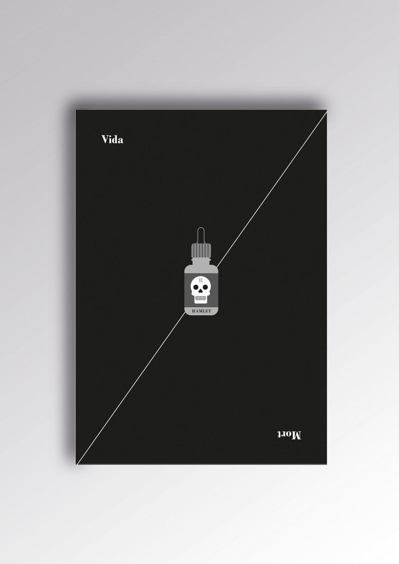 Poster Hamlet -1
