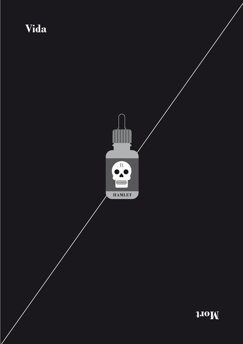 Poster Hamlet 0