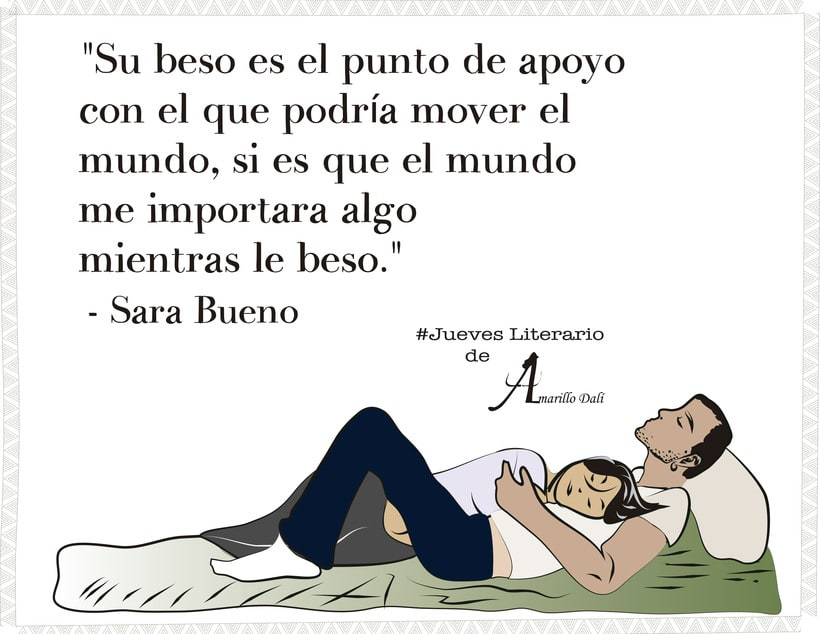 "#Jueves Literario de Amarillo Dalí ""en Honor a Sara Bueno "". 0"