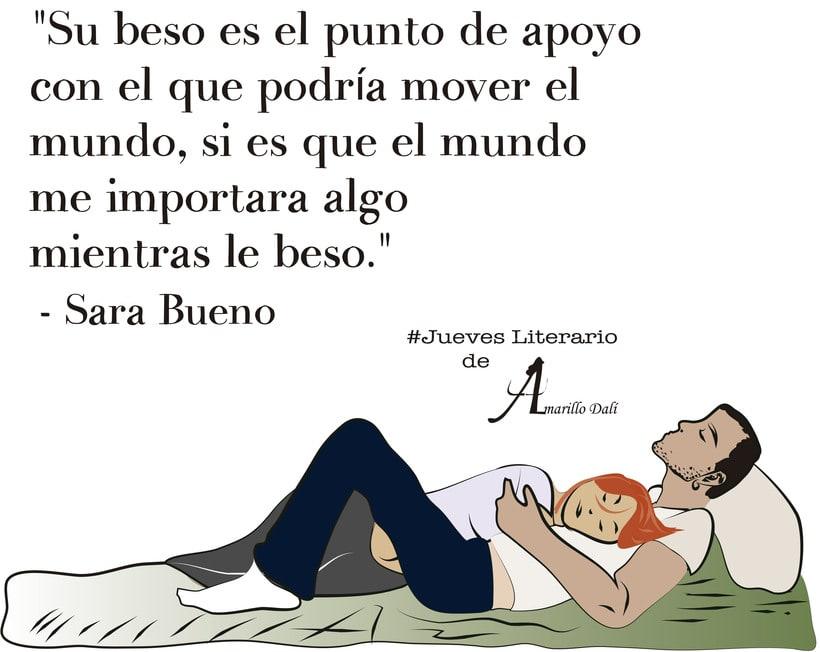 "#Jueves Literario de Amarillo Dalí ""en Honor a Sara Bueno "". 1"