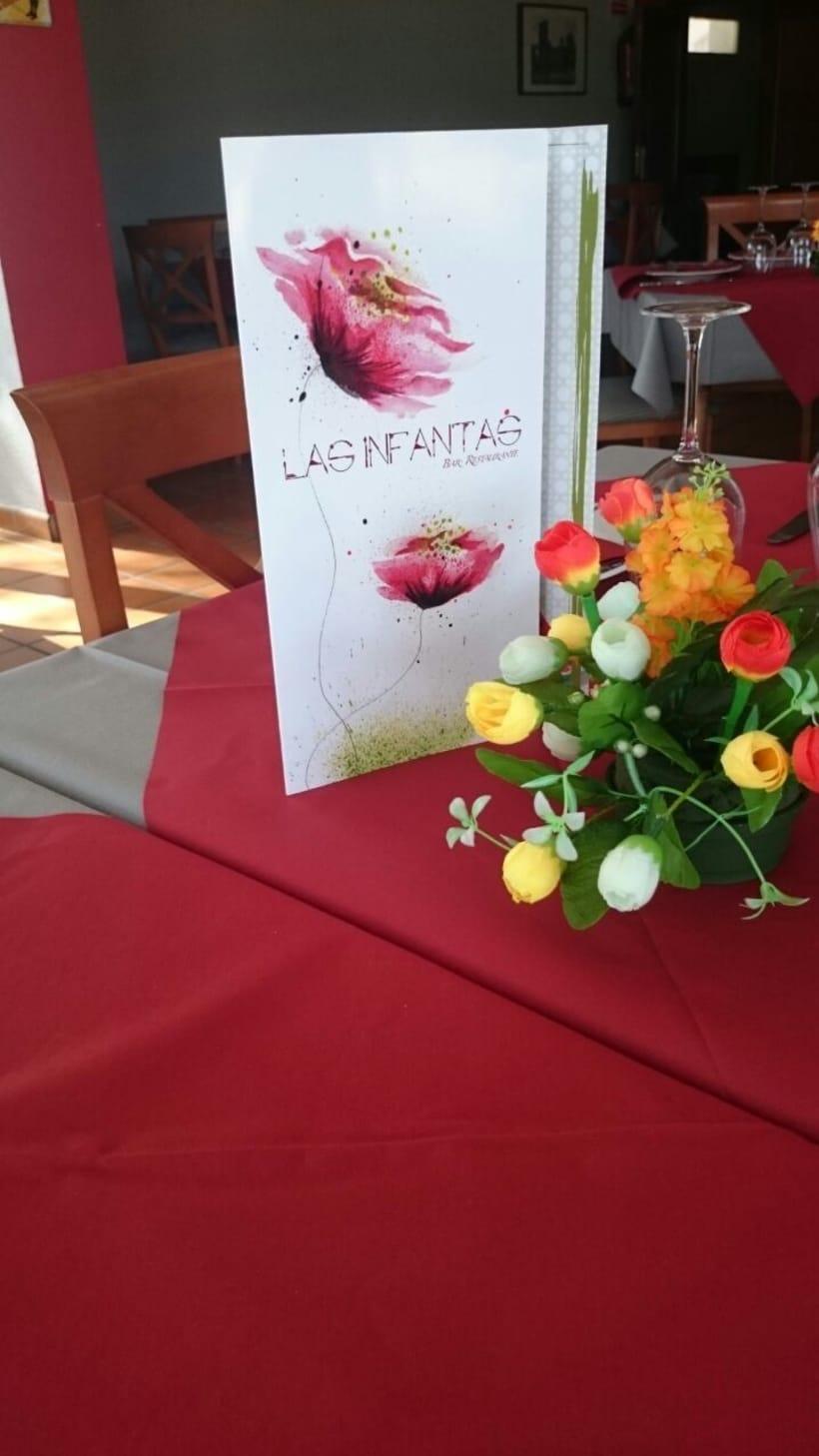 Restaurante Las Infantas 5