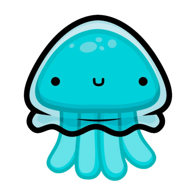 Stickers animados para Bubbly app 26
