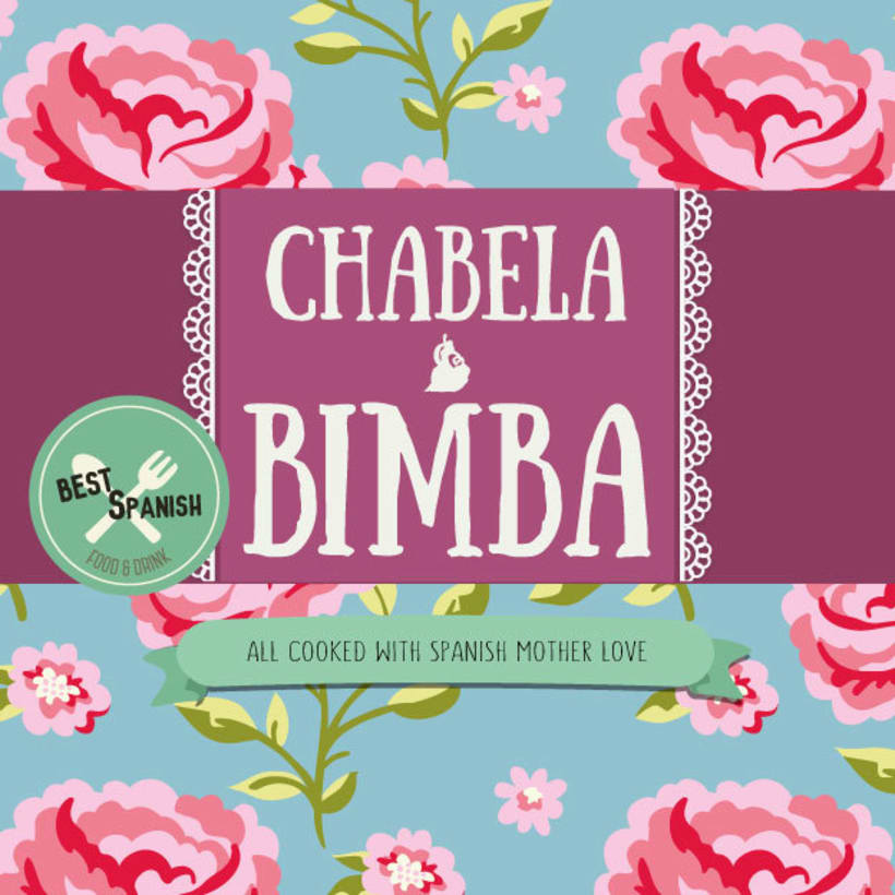 Chabela y Bimba Spanish Cook Chabela y Bimba Spanish kitchen -1