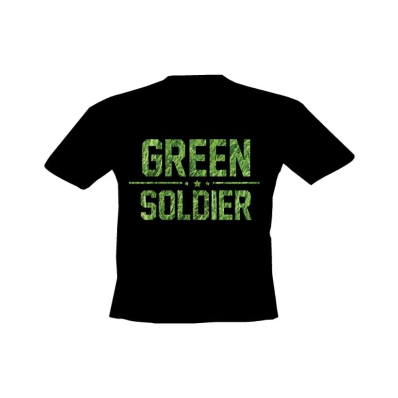 T-shirt branding 1