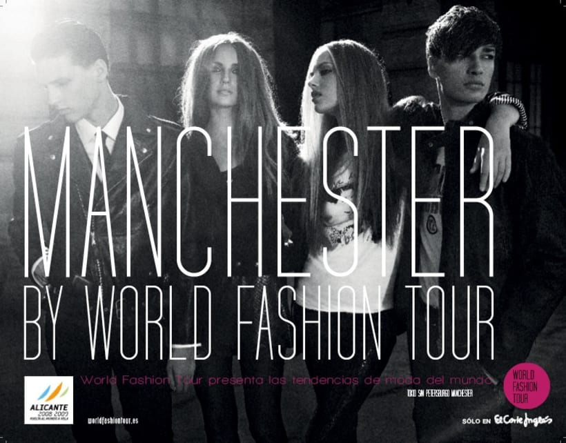 "Editorial para El Corte Inglés ""World Fashion Tour"" 1 11"