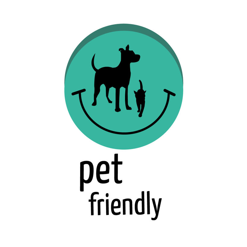 Pet-Friendly logo and label -1