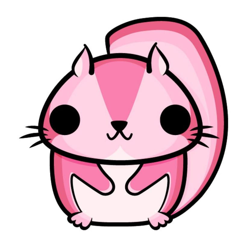 Stickers animados para Bubbly app 6