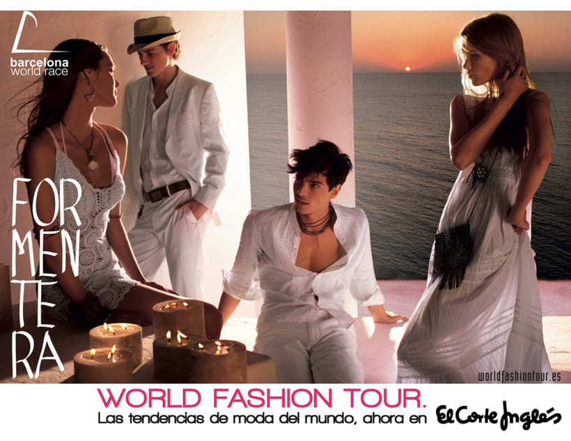 "Editorial para El Corte Inglés ""World Fashion Tour"" 2 5"