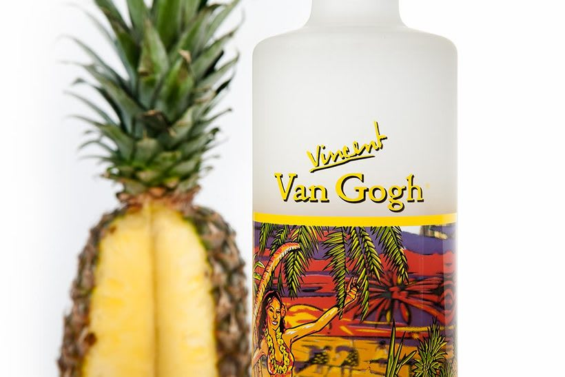 Vincent Van Gogh - Masterpiece vodka - 4