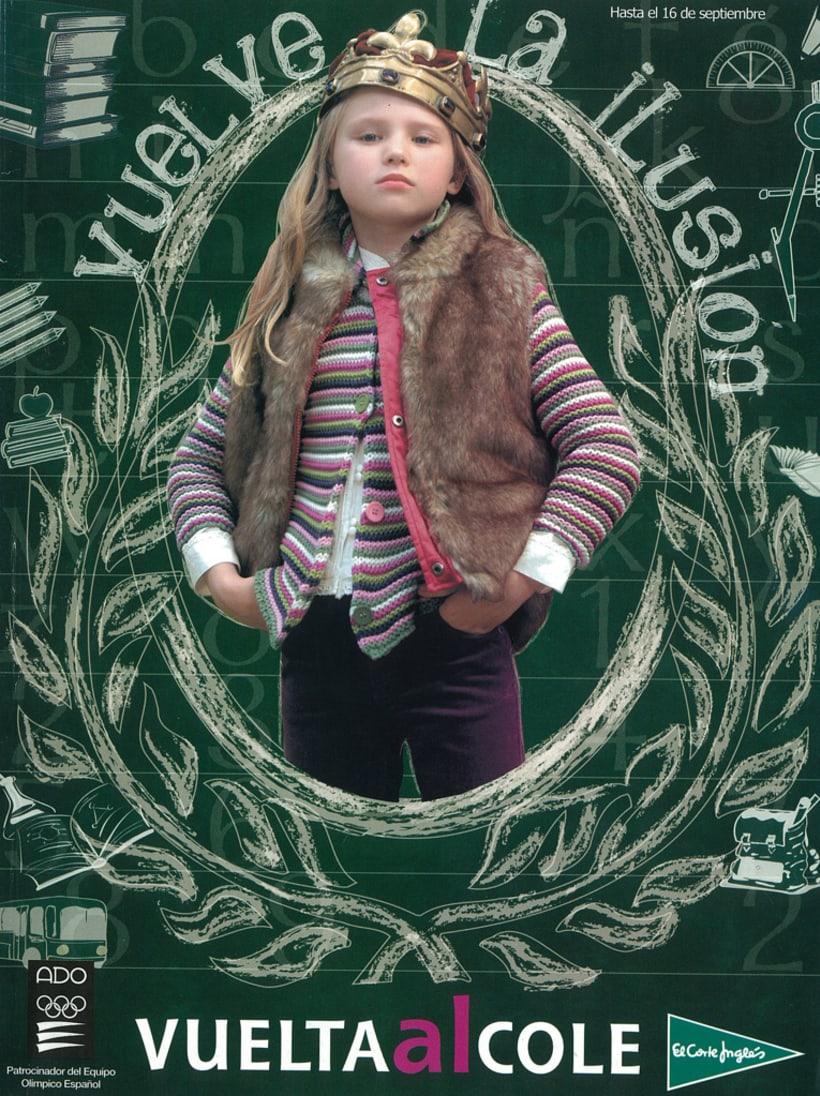 Moda Infantil 0