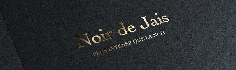 Noir de Jais - Lanzamiento de un nuevo perfume 1