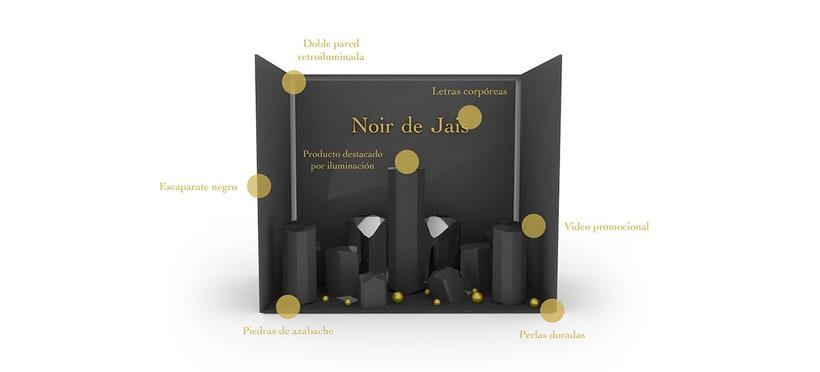 Noir de Jais - Lanzamiento de un nuevo perfume 9