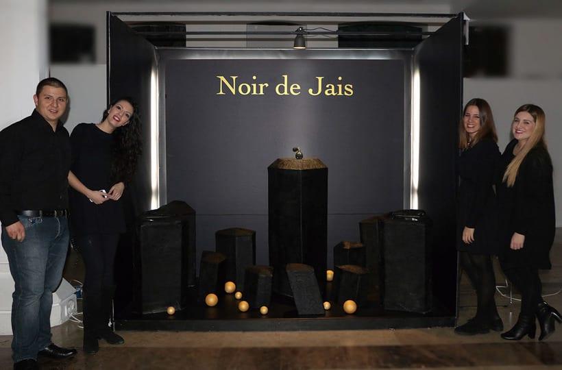 Noir de Jais - Lanzamiento de un nuevo perfume 13