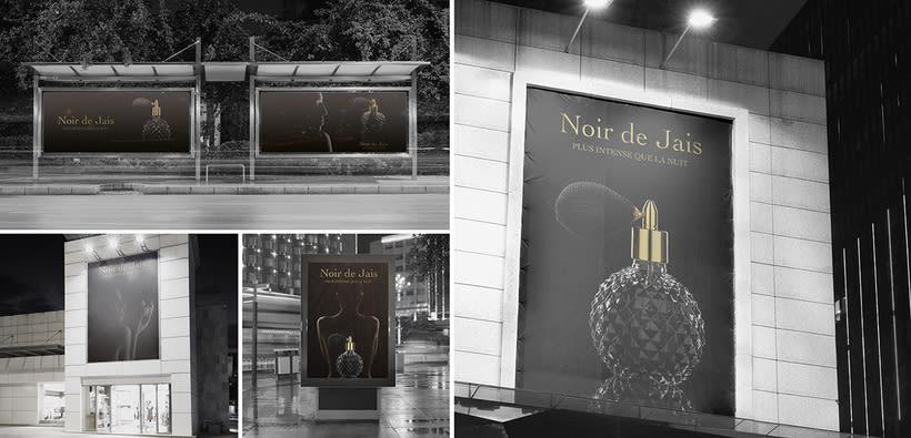 Noir de Jais - Lanzamiento de un nuevo perfume 19