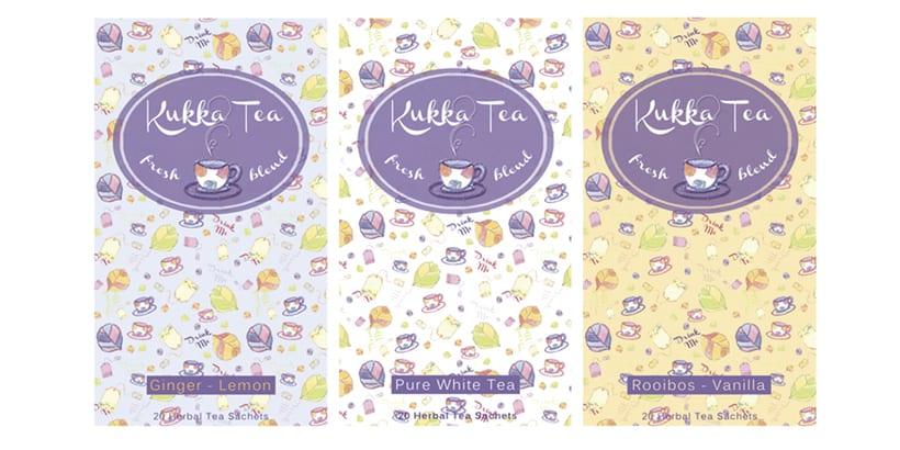 """Proyecto Packaging """"KUKKA TEA"""" - Mi primer estampado... El primero de muchos :) 4"""