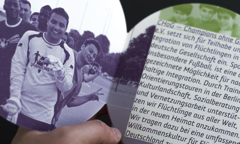Champions ohne Grenzen — Leaflet 10