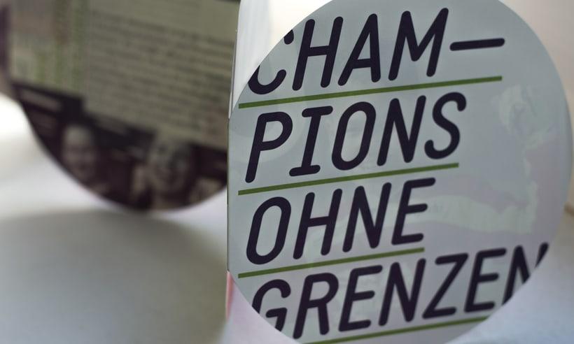 Champions ohne Grenzen — Leaflet 13