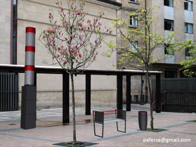 Mobiliario urbano 2