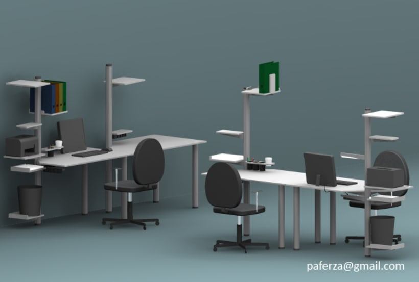 Módulo de oficina 0