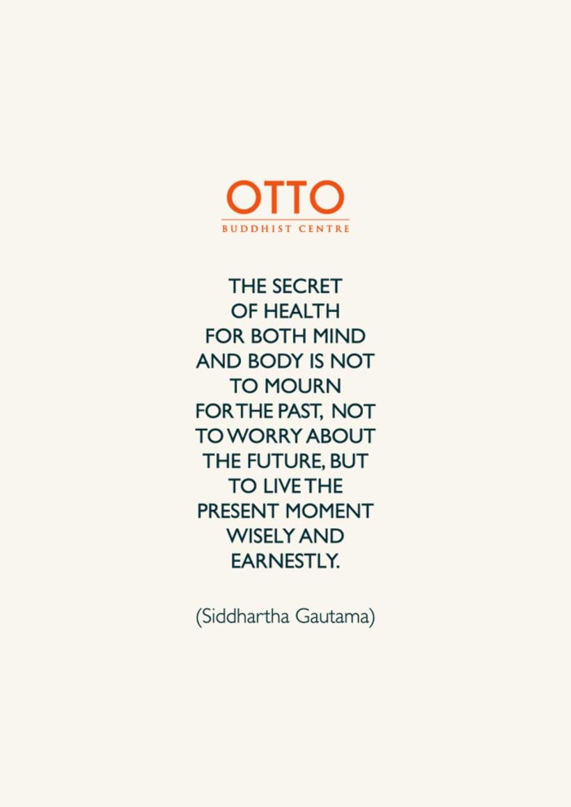 OTTO. Buddhist Centre 17