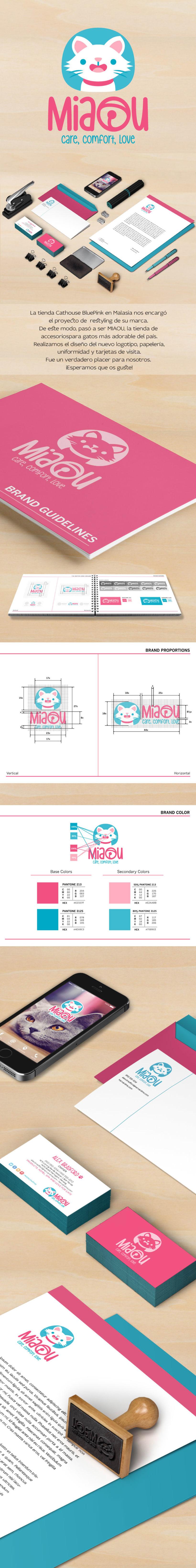 Restyling de la marca Miaou -1