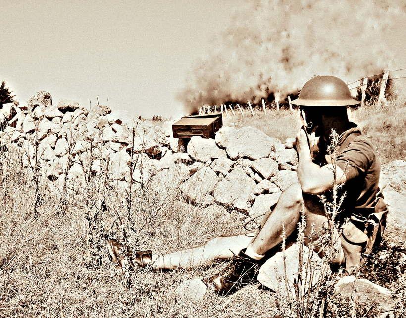 Recreaciones Segunda Guerra Mundial  -1