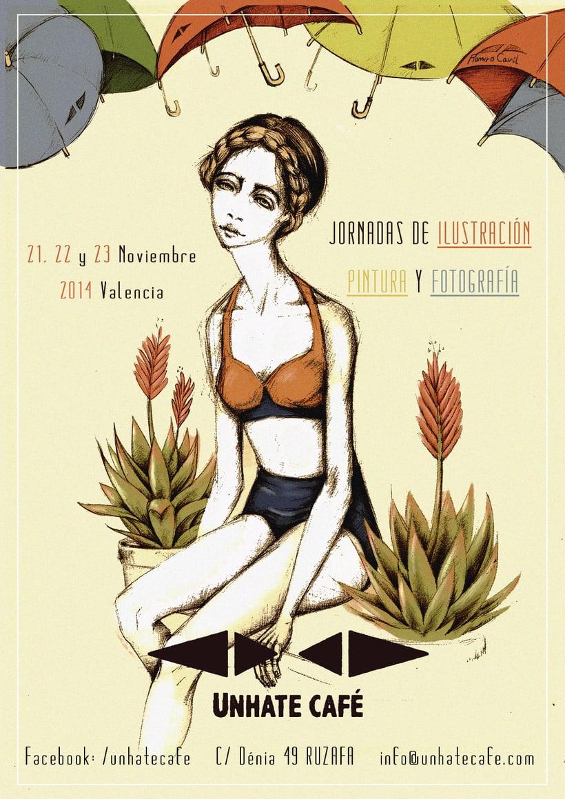 Unhate Café Poster -1
