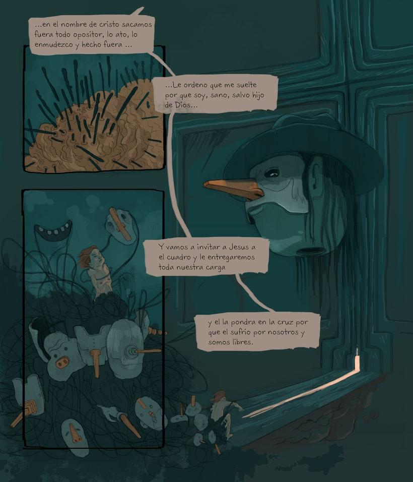 Mi Proyecto del curso El cómic es otra historia 0