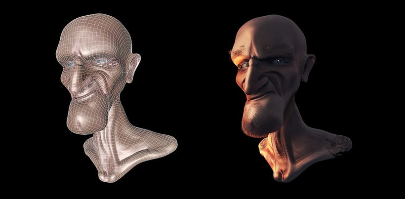 3D Characters 4