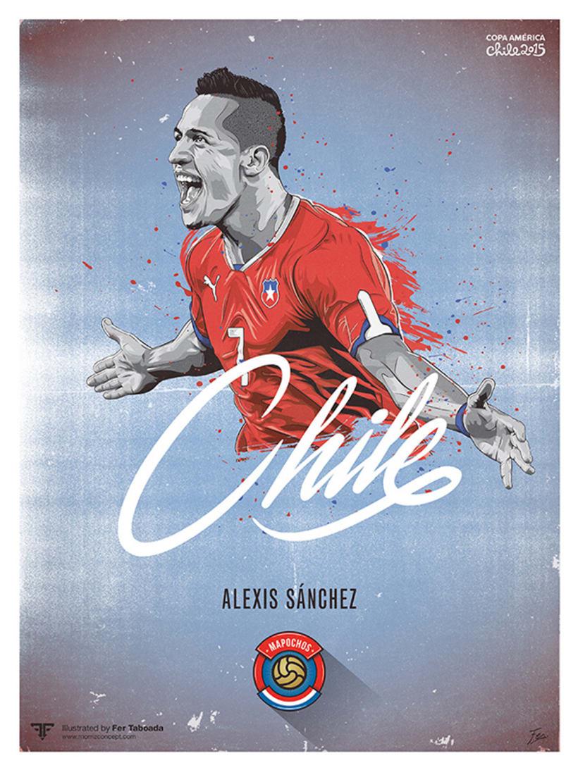 Cracks Copa América 4