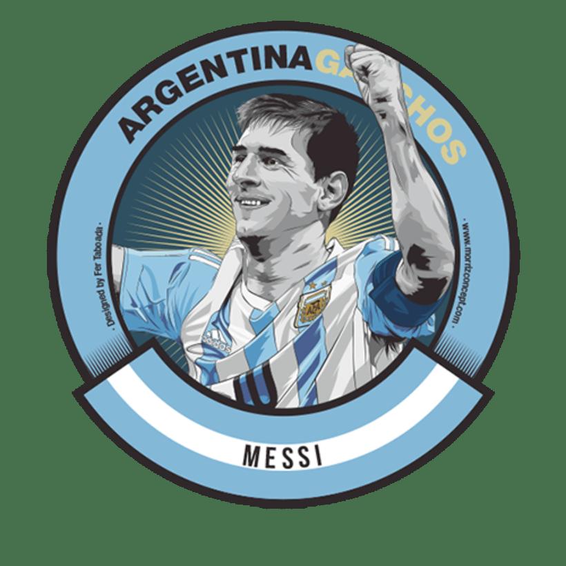 Cracks Copa América 2