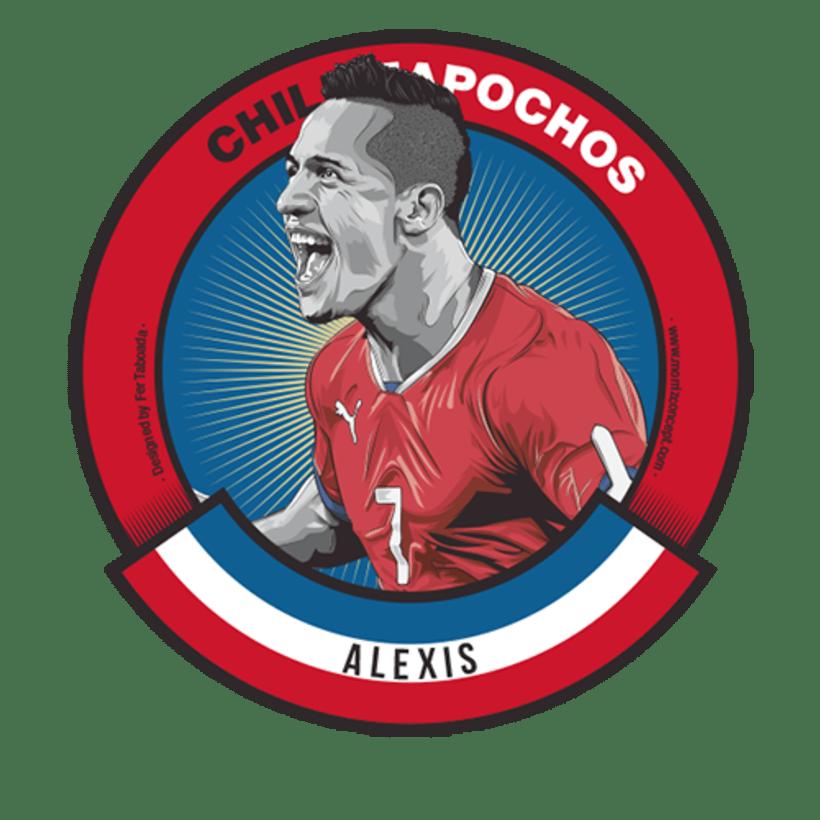 Cracks Copa América 5