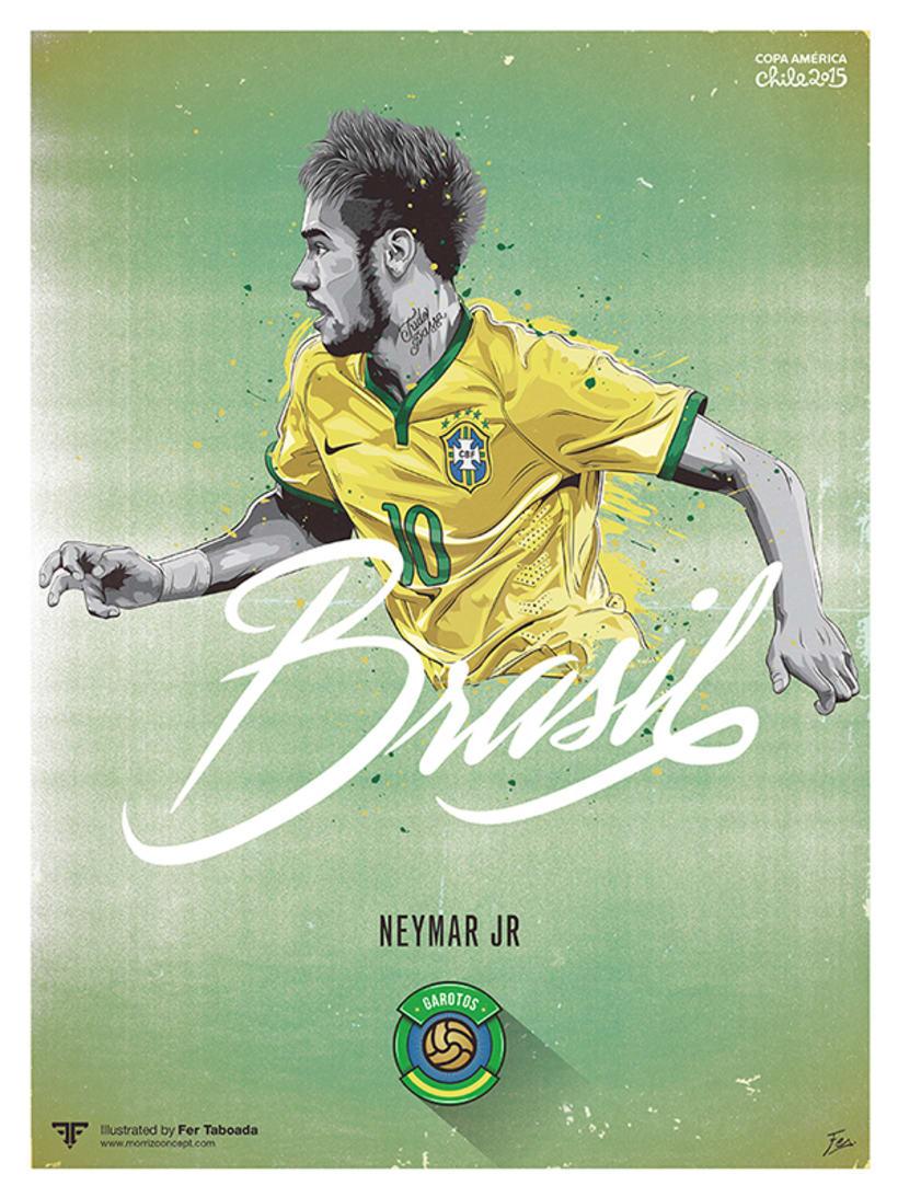 Cracks Copa América 10