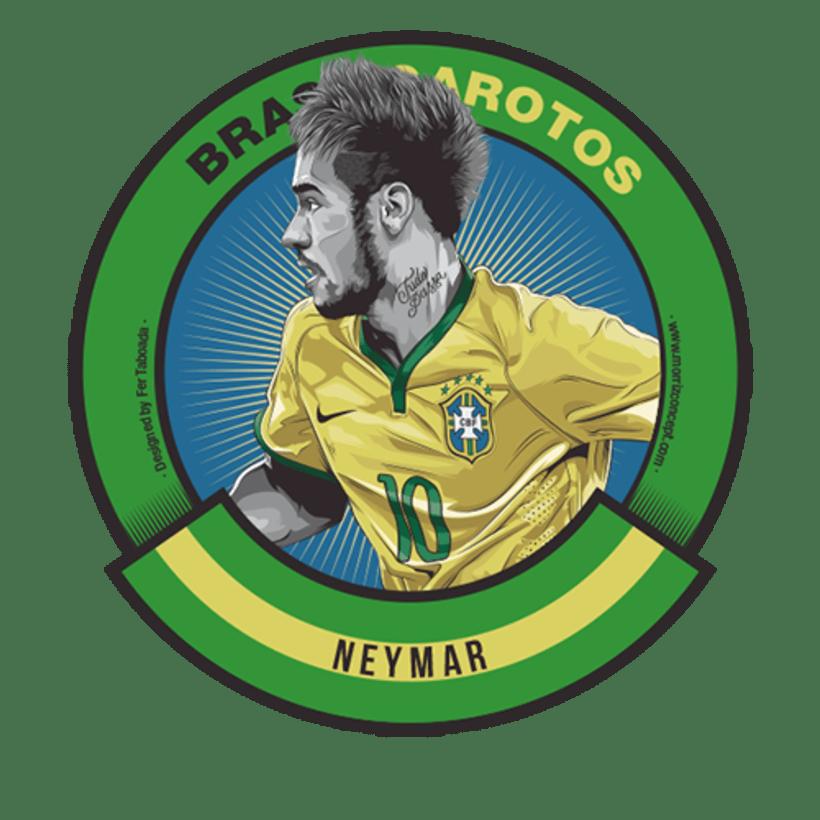 Cracks Copa América 11