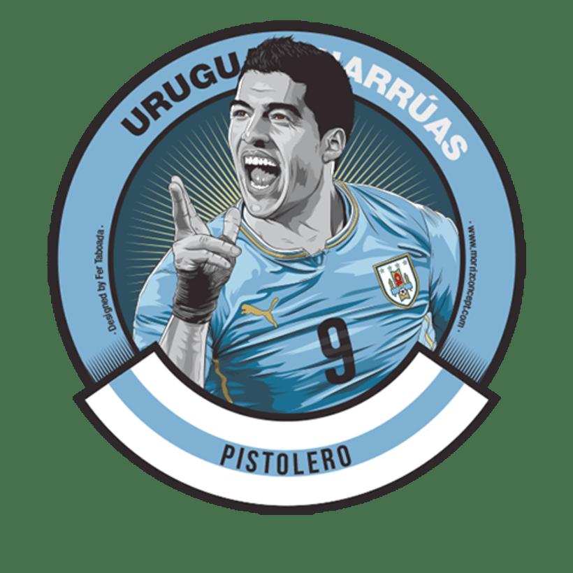 Cracks Copa América 16