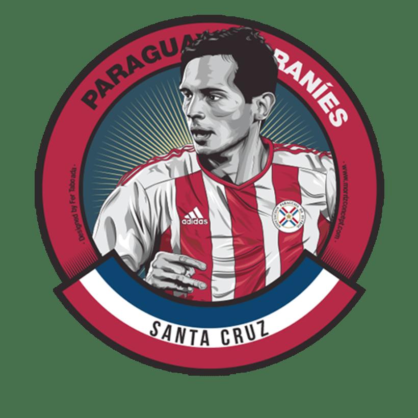 Cracks Copa América 22