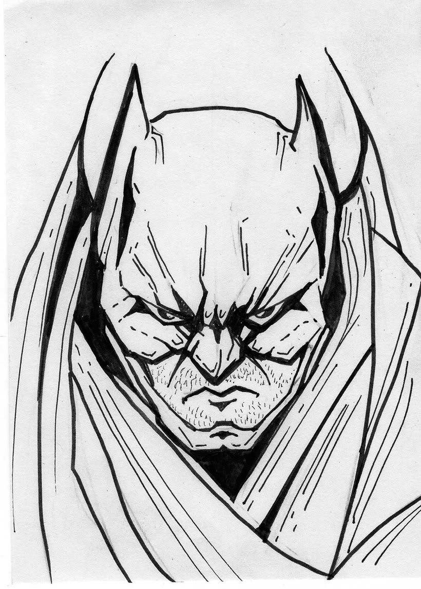Ilustración | Batman 0