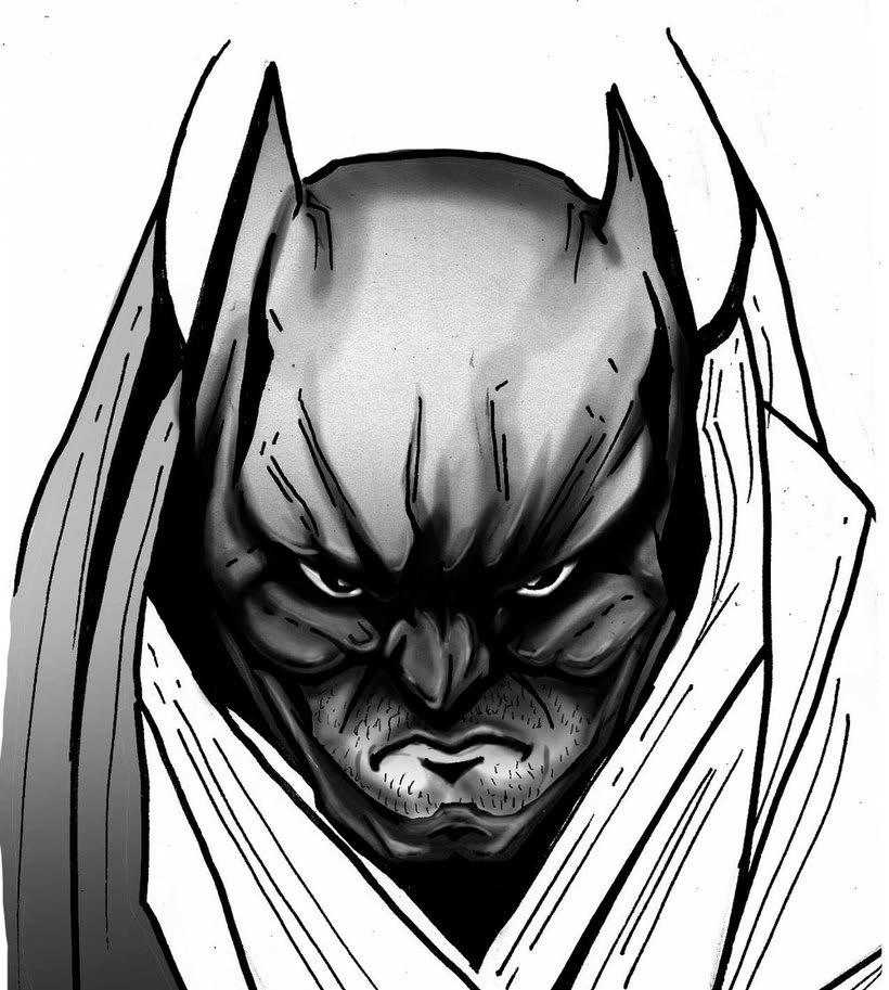 Ilustración | Batman 1
