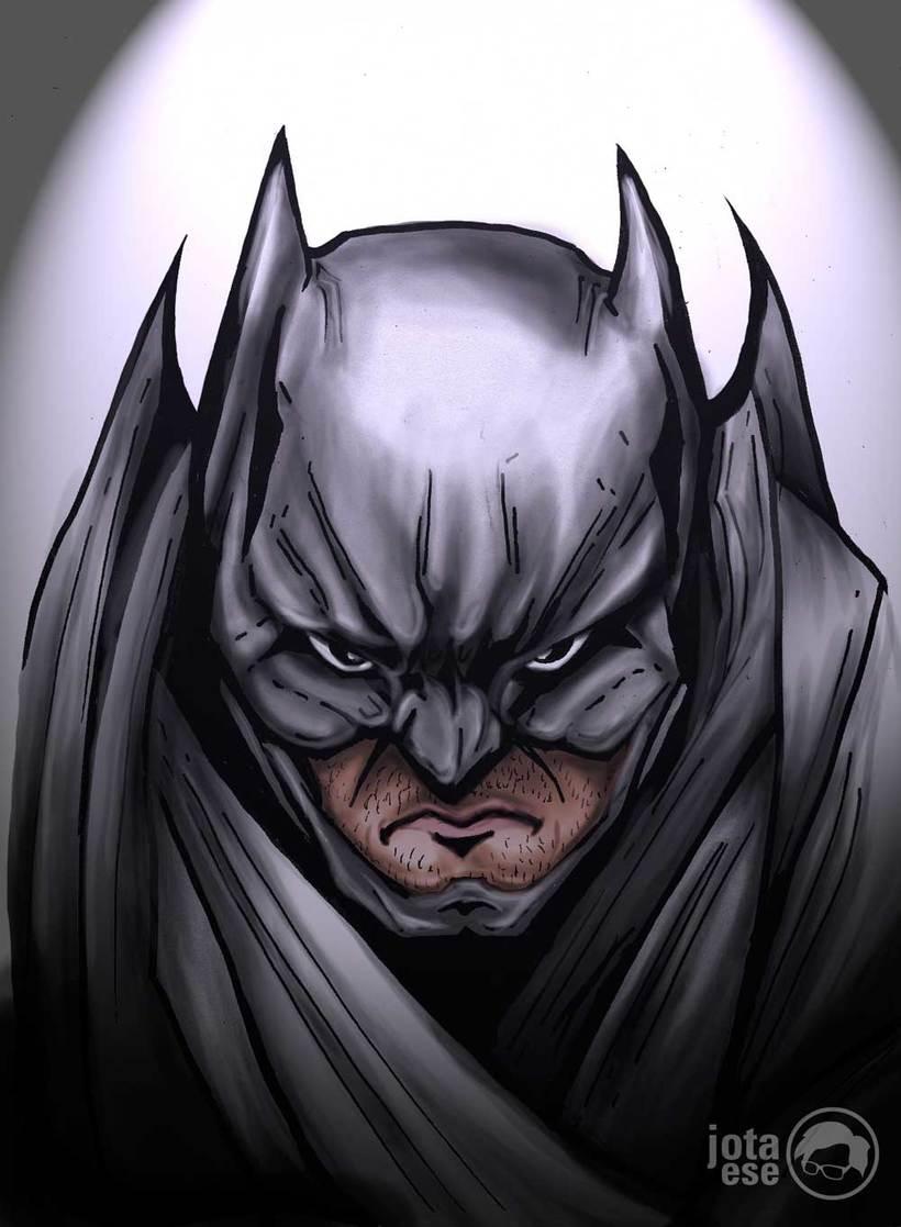 Ilustración | Batman 2