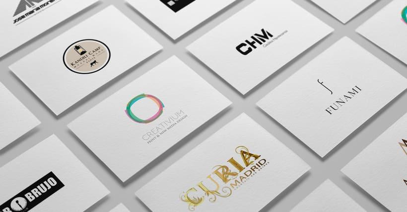 Imágen corporativa y Creación de marca. Creativium -1