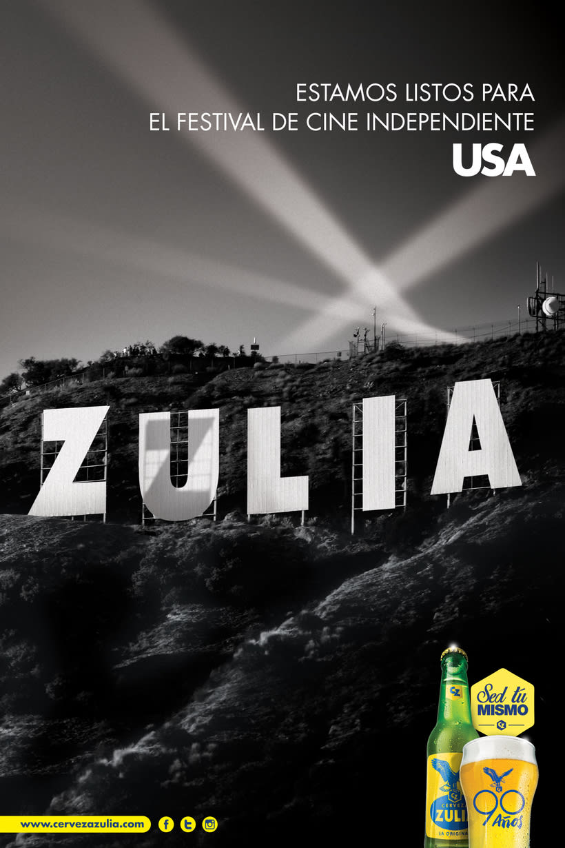 Cerveza Zulia celebra el festival de cine independiente de E.E.U.U. 0