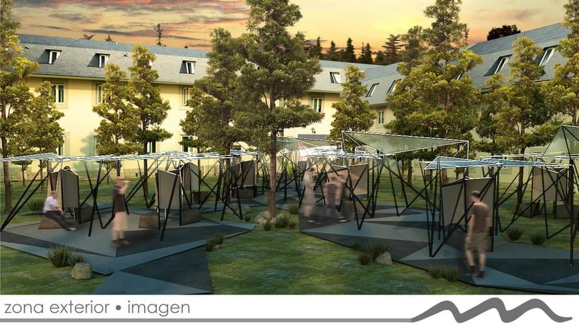 EME hotel (Proyecto Fin de Máster) 6
