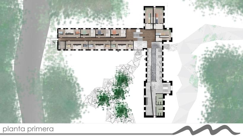EME hotel (Proyecto Fin de Máster) 10
